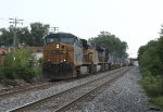 CSX train Q033